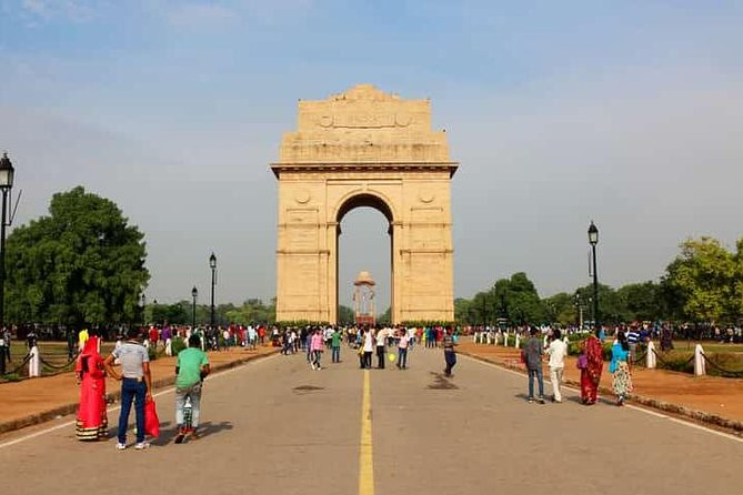 Full Day Delhi Tour with Private AC Car