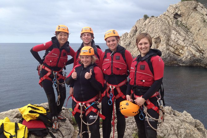 East Mallorca Coasteering Experience with Transfers
