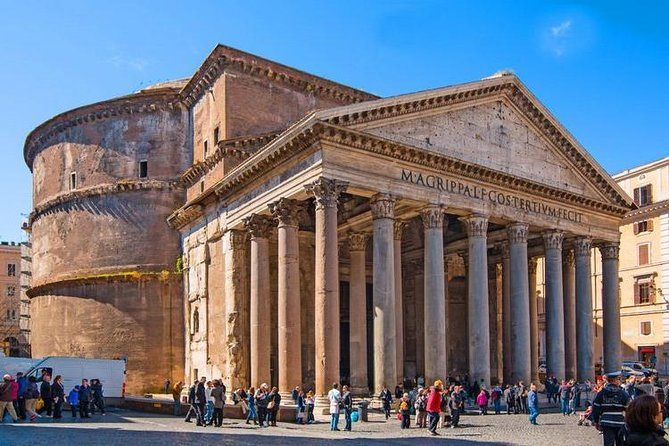 Private Rome City Tour from your hotel