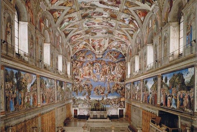 Ancient Rome og Vatican tour med frokost fra Civitavecchias havn alt inklusive