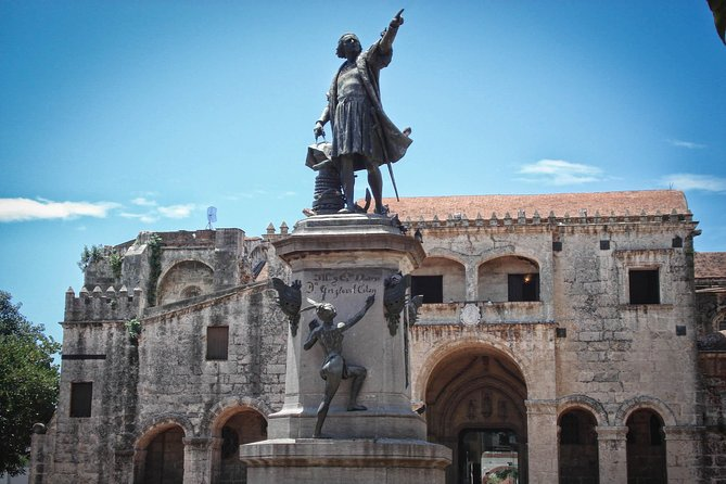 Full-Day Santo Domingo City Tour from La Romana