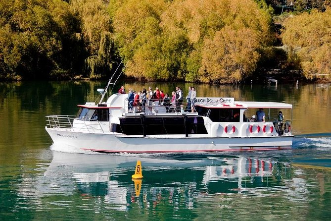 Million Dollar Cruise in Queenstown
