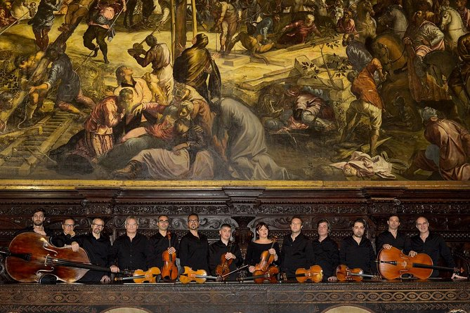 Interpreti Veneziani Ensemble Baroque Concert in Venice Ticket