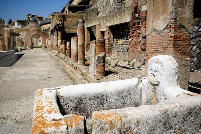 Pompeii Ruins: Day Trip from Naples