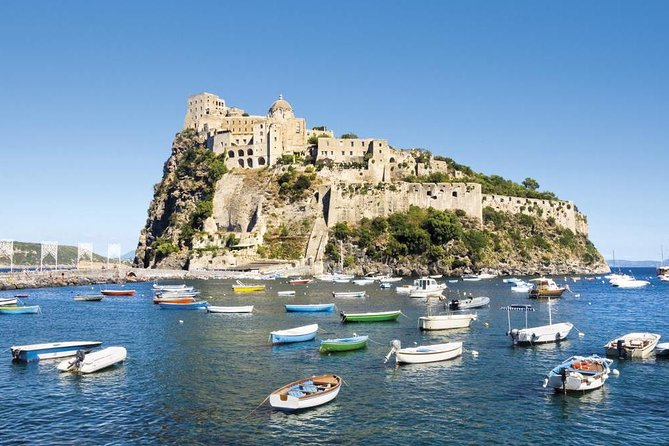 Ischia Island: Day Trip with Lunch from Naples
