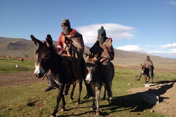Immerse into Lesotho Culture