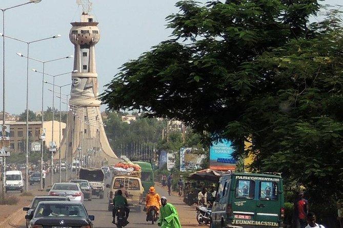 Sightseeing Bamako, day-trip