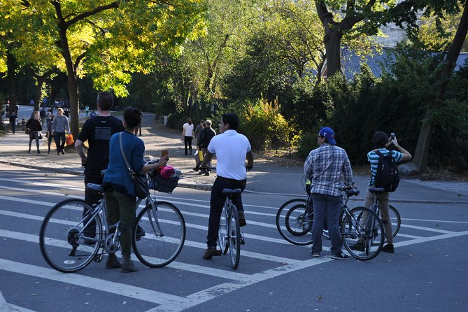 Private NYC Central Park-fietstocht en professionele fotoshoot
