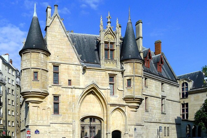 Gothic Paris - Castles & Cathedrals (History Walk)