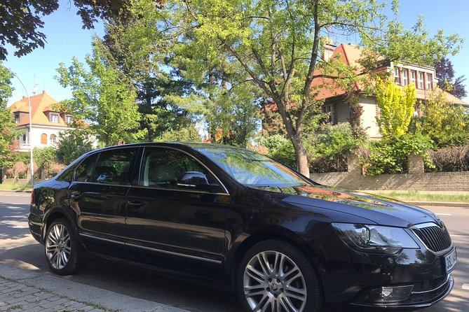 From Prague to Karlovy Vary Private Transfer