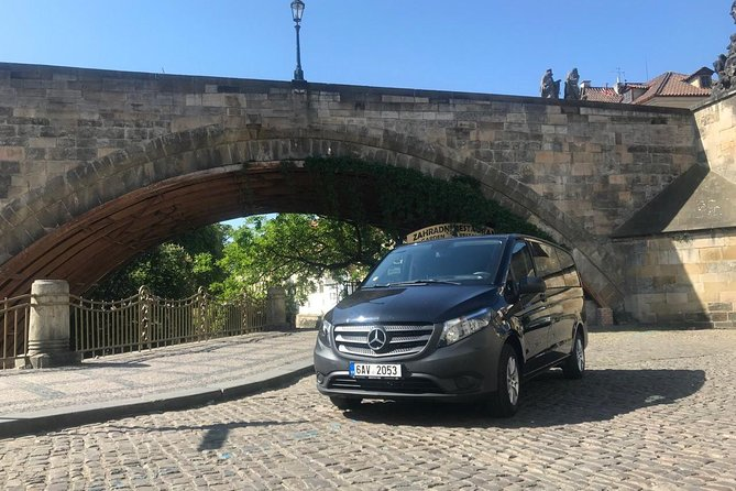 Private Mini Coach Transfer from Prague to Nuremberg for up to 8 people