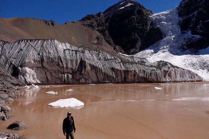 Private Hiking Trip to El Morado Hanging Glacier from Santiago + a tree planted