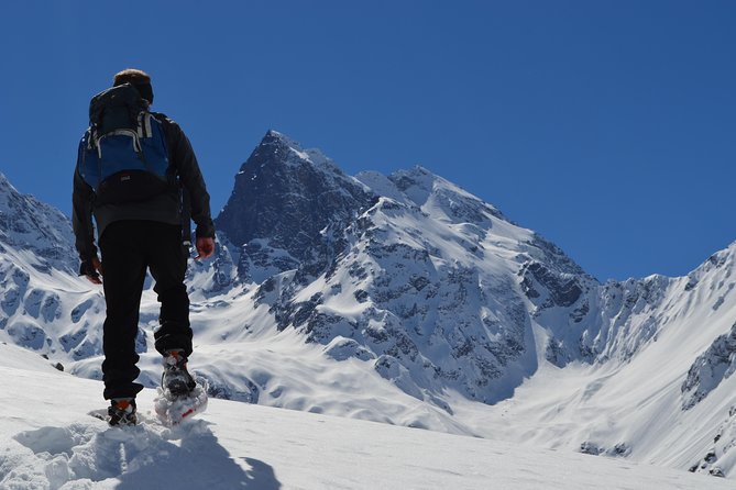 Andean Snowshoeing, Carbon Neutral