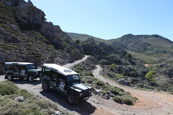 Georgioupolis Safari Off Road Tours Outdoor Activities Land Rover Defender