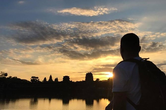 Angkor Wat Sunrise & Ancient City Discovery