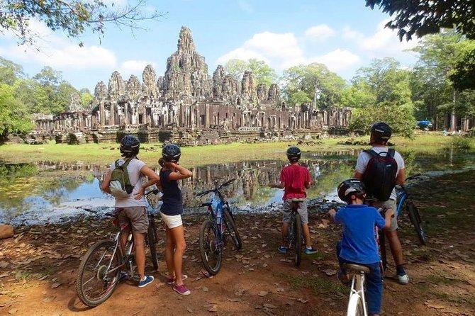 Angkor Wat & Bayon: the Smiling Temple
