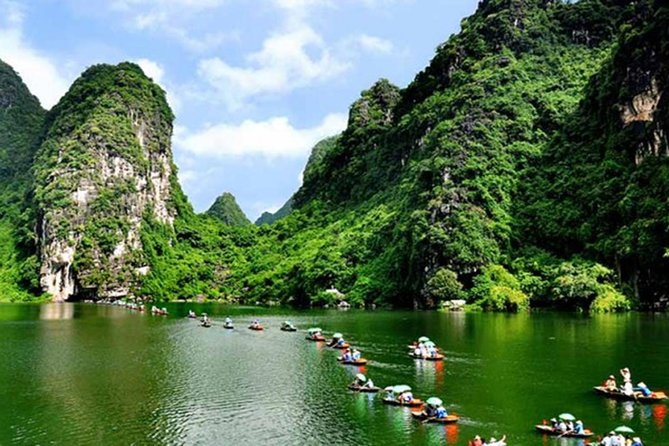 Luxury Trang An - Hoa Lu - Mua Cave 1 Day - Private Tour