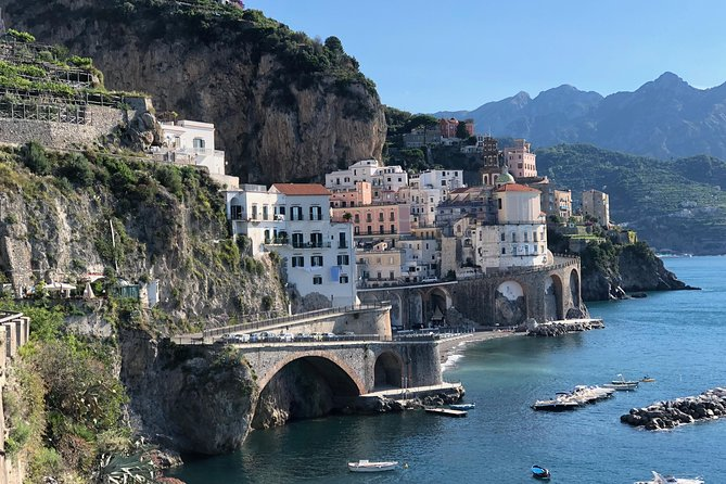 Amalfi coast private tour with Positano Ravello and Wine Tour