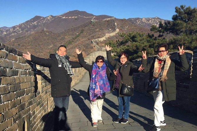 4-6 hours layover tour to Mutianyu Great Wall