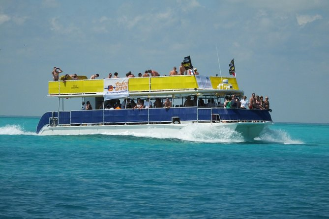 Isla Contoy Full Day Tour fra Cancun
