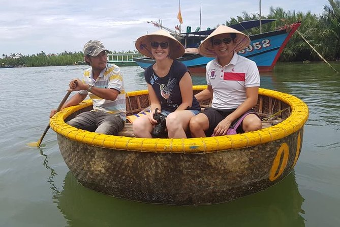 Hoi An Countryside and Marble Mountains Full-Day Private Tour, with Lunch