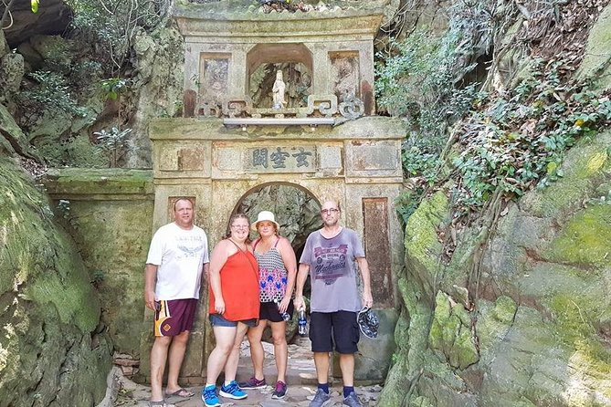 Explore MY SON Sanctuary & MARBLE MOUNTAIN from DA NANG or HOI AN city