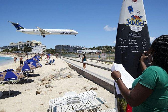 Bernard's Tours-Maho Beach Blast