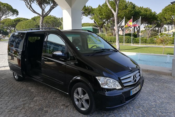 Private Transfer from Lisbon (Airport or city center) to Pine Cliffs Albufeira