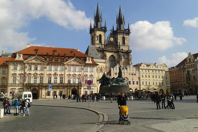 Private Day Trip to Prague from Vienna