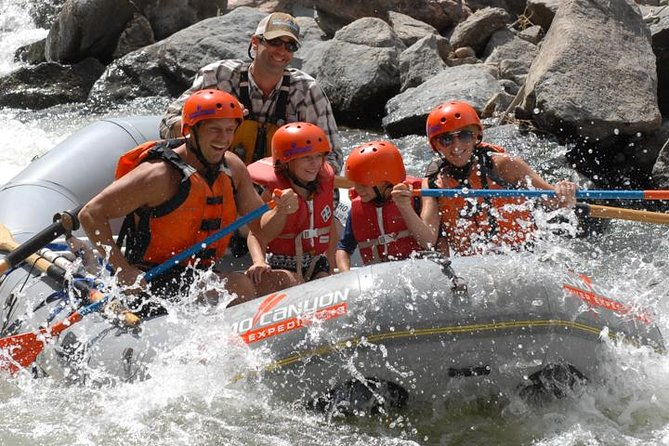 Bighorn Sheep Canyon Full Day Whitewater Experience