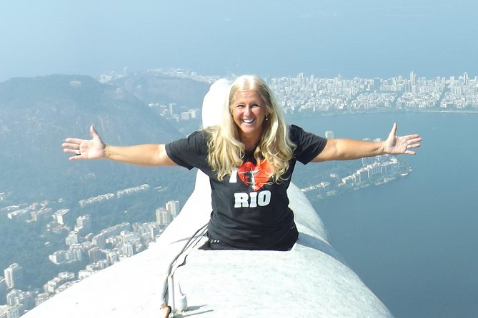 BEST OF RIO IN A DAY TOUR: CHRIST REDEEMER, SUGAR LOAF AND DOWNTOWN RIO