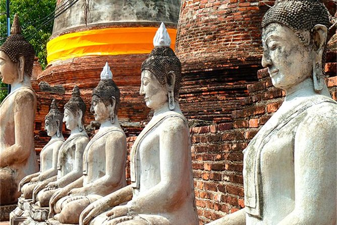 1-Day Private Ayutthaya Tour from Bangkok with Lunch