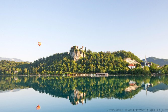 Bled Lake with Postojna Cave & Castle - small group - day trip from Ljubljana