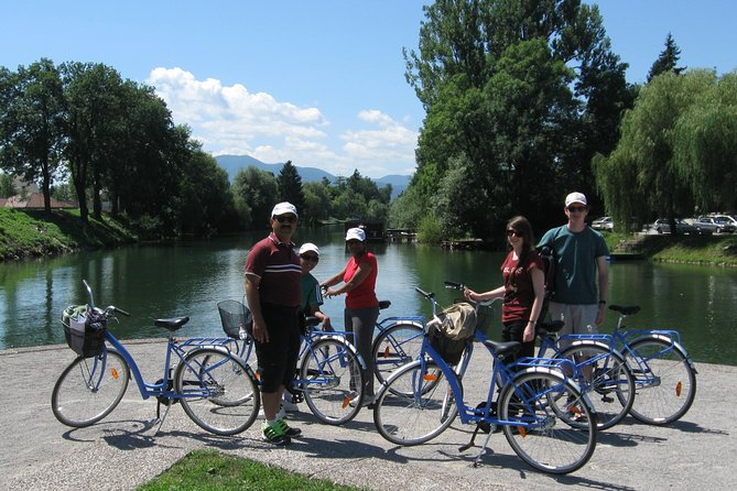 Ljubljana Cruiser Bike Tour