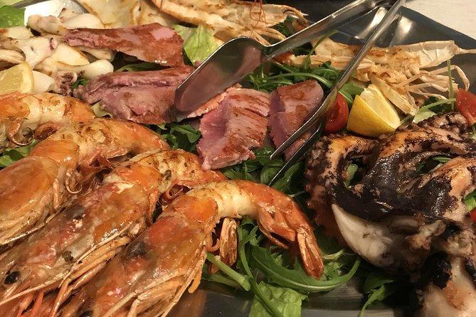 Tour in barca isole di Ortigia e grotte con pranzo a bordo