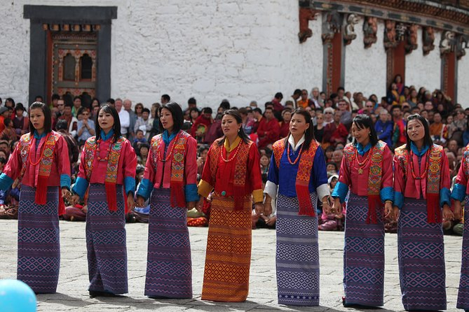 Grand Annual Festival of Bhutan - Thimphu Tshechu