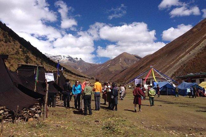Bhutan Majestic Jomolhari Loop Trek