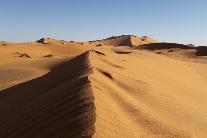3-daagse privétour van Marrakesh naar de woestijn van Merzouga