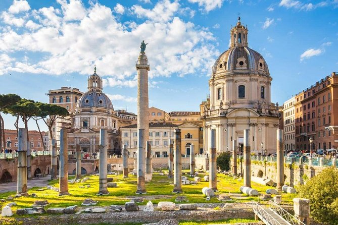 Rome private tour with skip the line Colosseum and Tipical Roman lunch