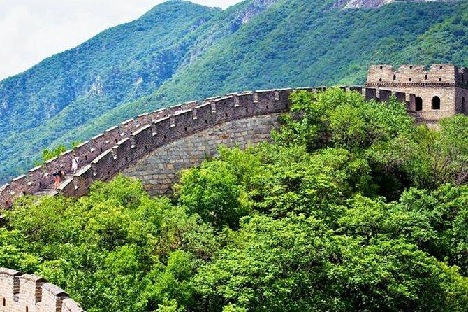 Beijing Highlights Tour: Tian'anmen Square, Forbidden City, Mutianyu Great Wall
