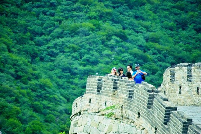 Afternoon Departure: Mutianyu Great Wall Private Tour From Beijing