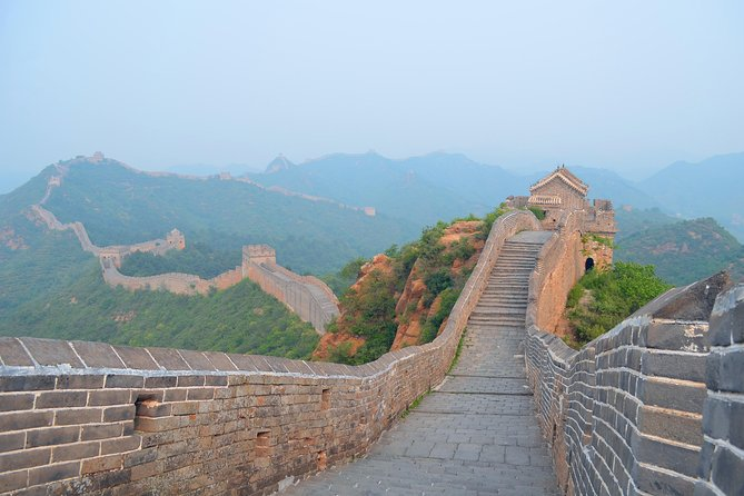 Mini Group: One-Day Simatai West to Jinshanling Great Wall Hiking Tour