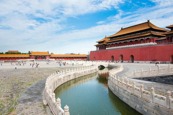 Mini Group: Beijing Forbidden City Tour with Great Wall Hiking at Mutianyu
