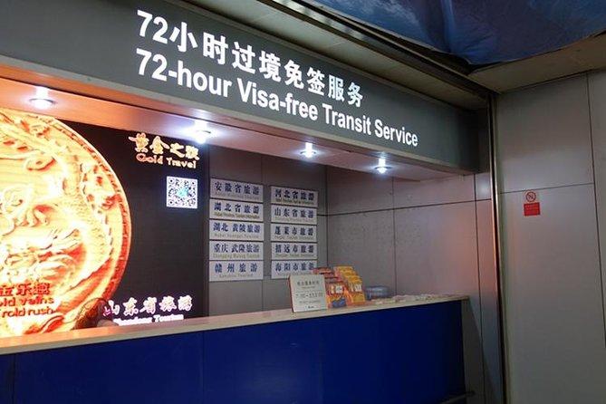 1-Day Guangzhou Visa-Free Tour With Round-trip Guangzhou Airport Transfers