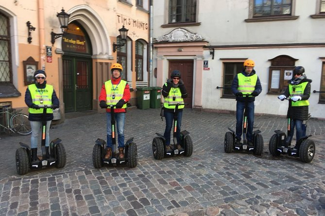 The best of Riga segway tour