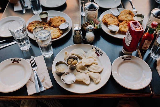 Skip the Line East Village 4-course Progressive Meal Ticket