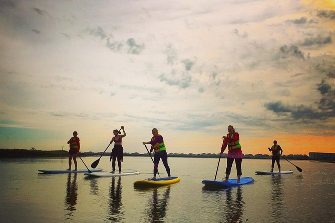 Stand Up Paddleboards >> Guided Stand Up Paddleboard Tour