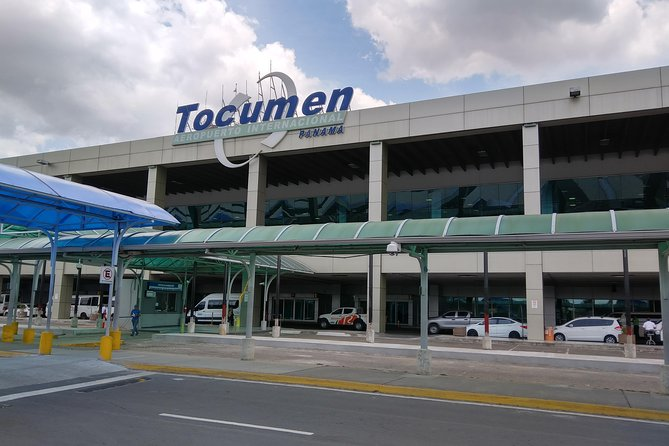 Private Airport Transfer (PTY) to Panama City
