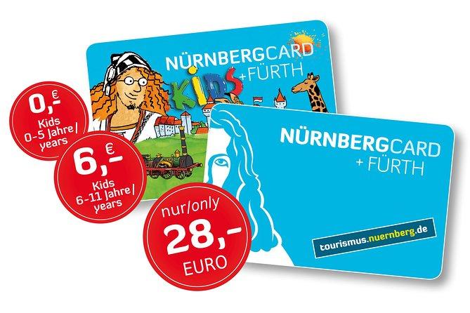 2-Day Nuremberg Card: Experience Nuremberg and Fürth