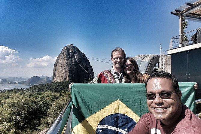 Rio In Two Days With The Classics And Secrets - Sugar Loaf - Niteroi